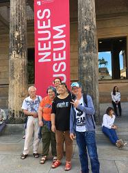 Neues Museum Prüfgruppe